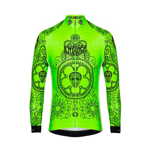DAY OF THE LIVING MEN'S LONG SLEEVE JERSEY maillot à manches longues