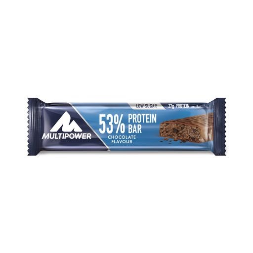 53 % Protein Bar barre