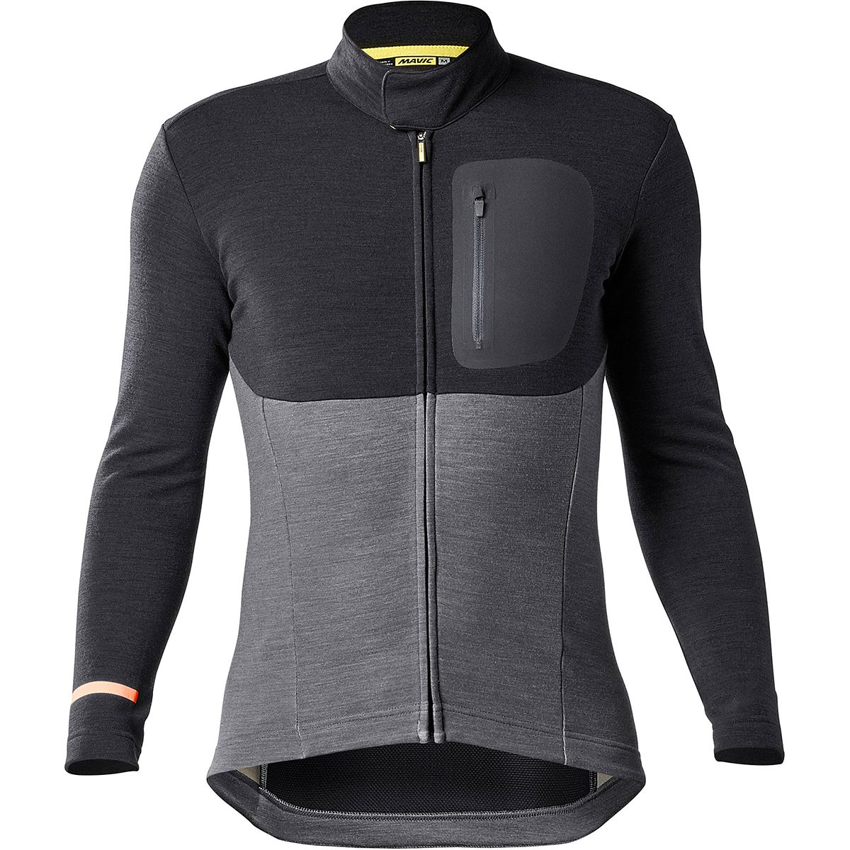 ALLROAD THERMO maillot gravel à manches longues