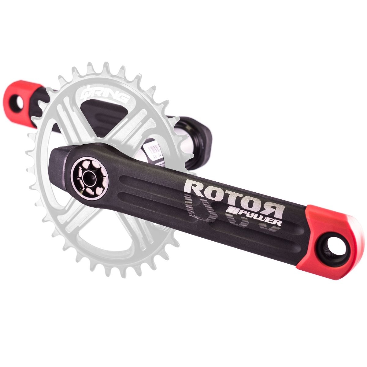 INpower MTB DM crank with integrated power measurement/power meter