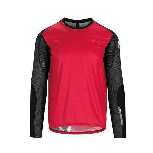 TRAIL LS Jersey maillot vélo manches longues