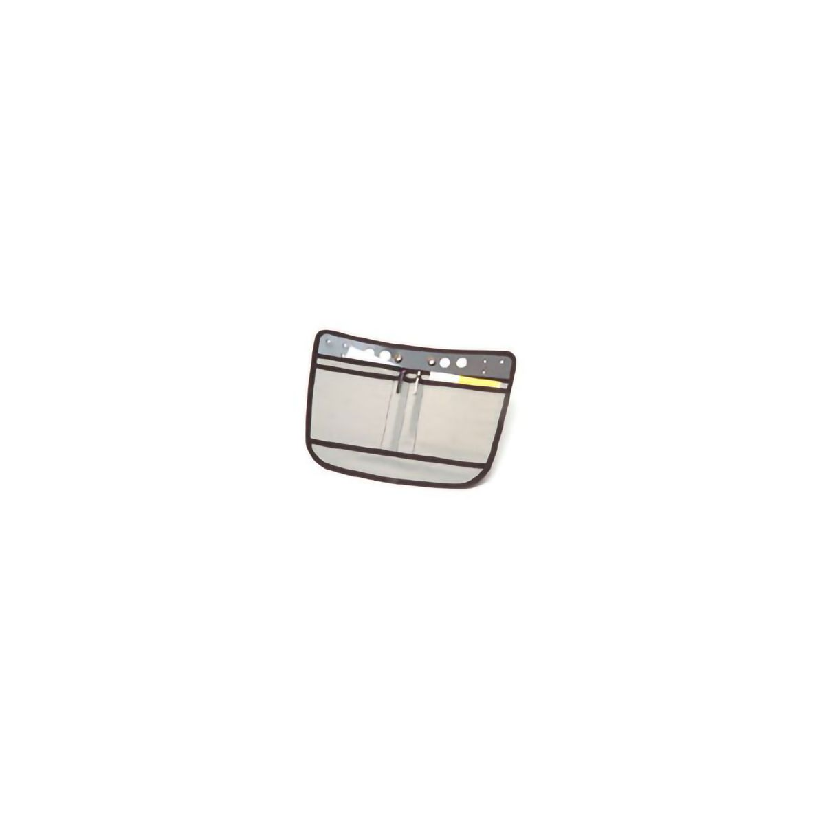 porte-documents pour sacoche coursier