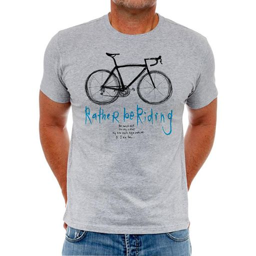 RATHER BE RIDING t-shirt