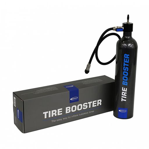 Tire Booster pour tubeless