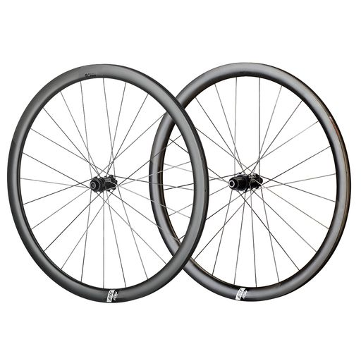 RC-Forty Disc Carbon roues Route