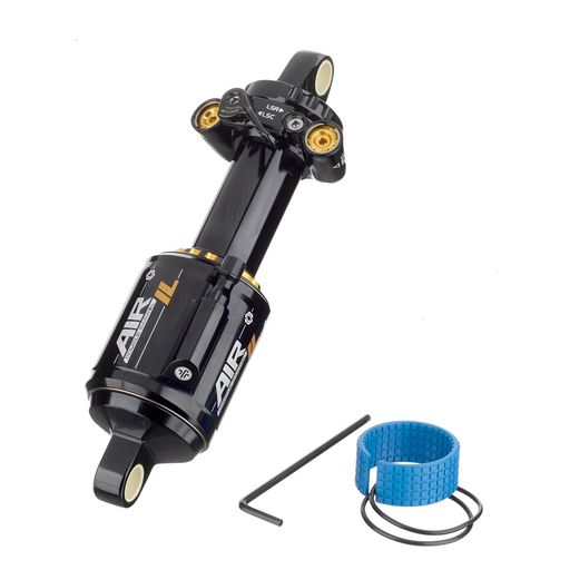 Double Barrel Air IL Inline amortisseur Climb-Switch