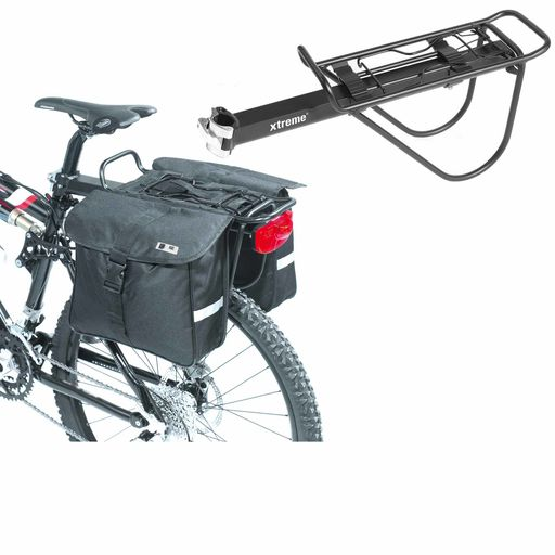 S.P.R. II kit porte-bagages/ sacoche
