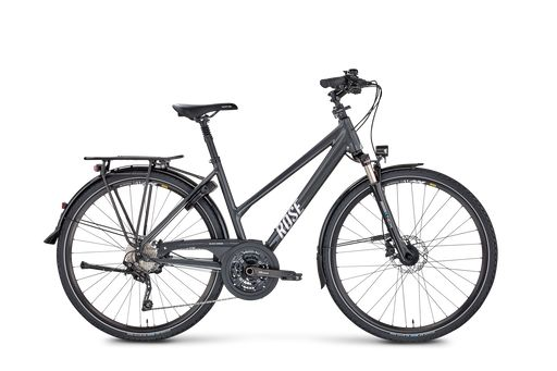 BLACK CREEK Deore FEMME BIKE NOW!
