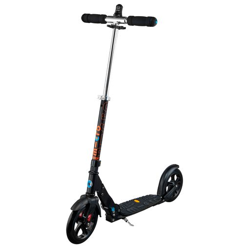 Micro Deluxe Interlock scooter with lock