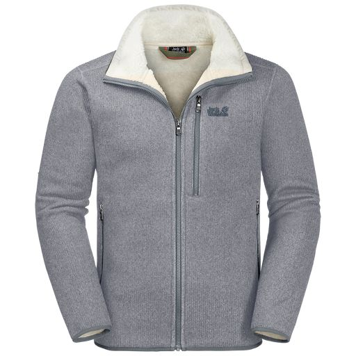 ROBSON FJORD JACKET veste polaire homme