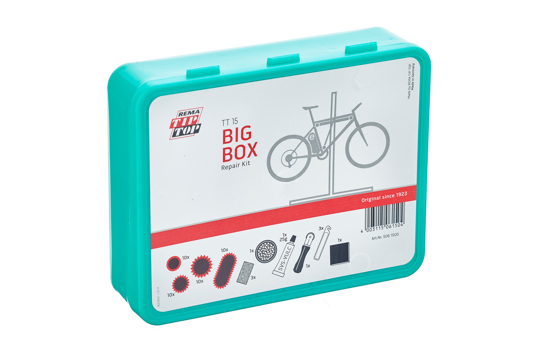 achetez tip top tt15 big box rustines rose bikes. Black Bedroom Furniture Sets. Home Design Ideas