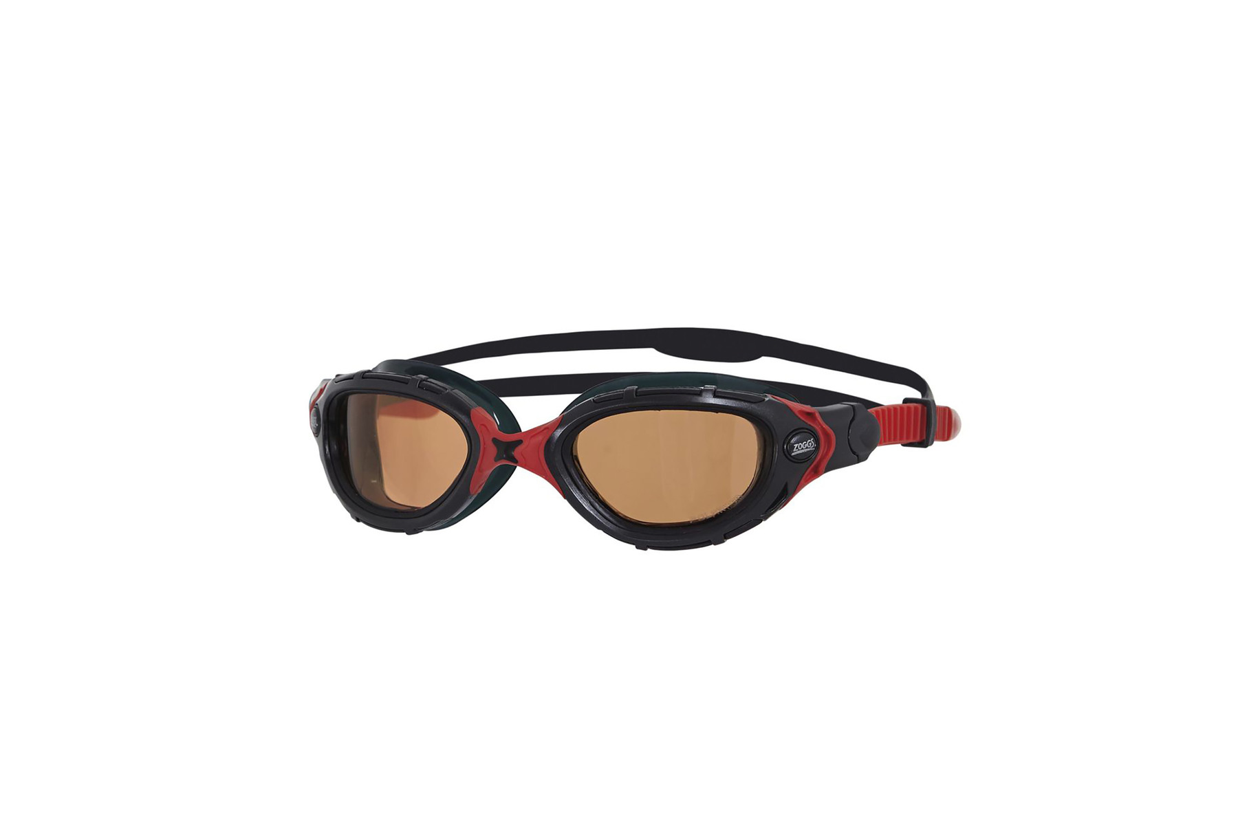 Zoggs Predator Flex - Lunettes de natation - blanc/noir 2018 Lunettes de natation qC1v5E0TK
