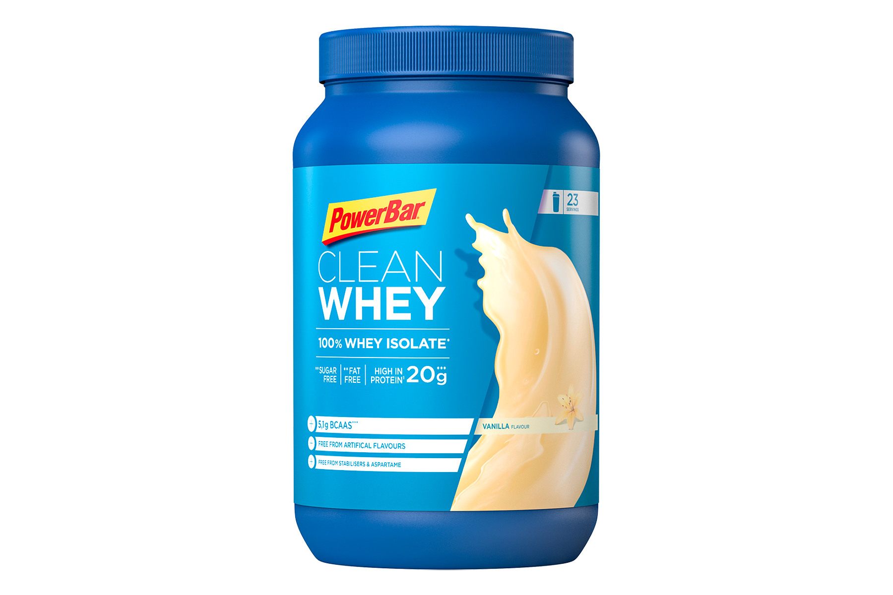 Protein 100% Whey Isolate poudre