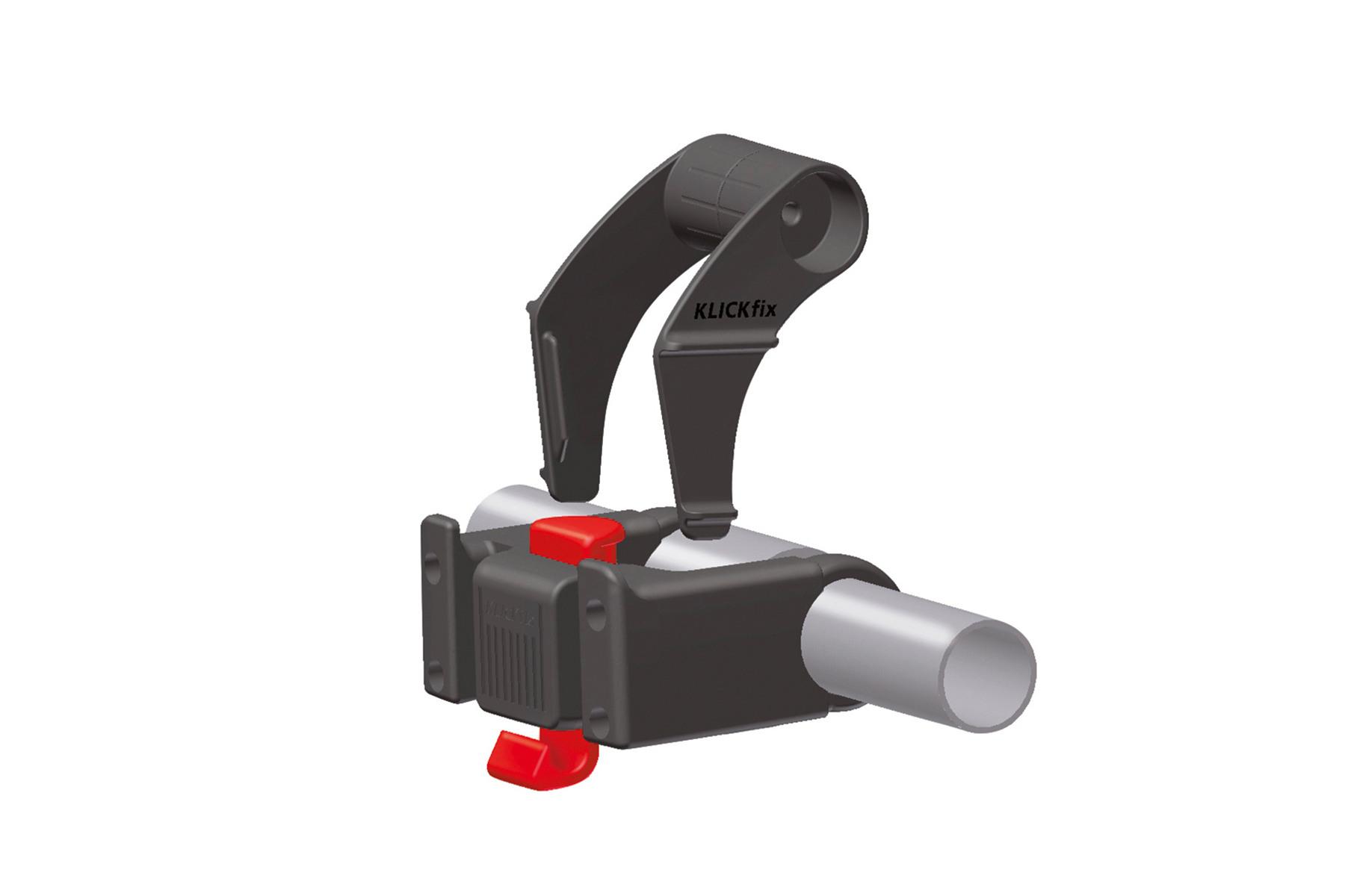 Porte-accessoires KLICKfix pour adaptateur pour cintre mTXTw9p